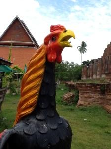 Llegó el final de nuestro viaje y nos despedimos de Chicken Thai.