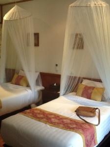Nuestro rinconcito en el Hotel Natural Resort, Ao Nang - Phi Phi Island