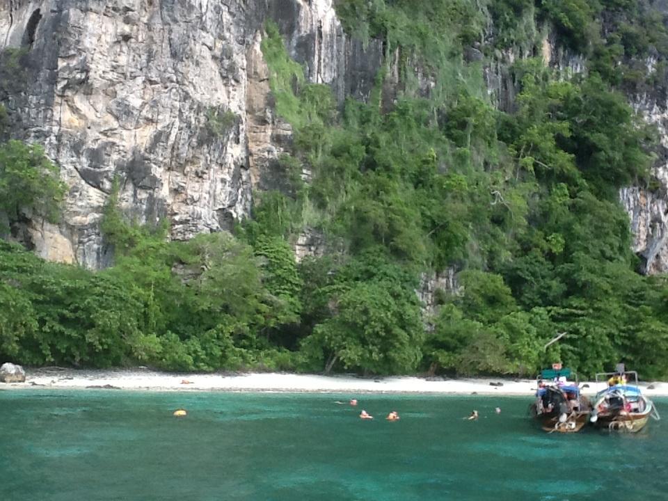 Koh Yung (Mosquito Island).
