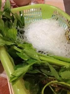 FOTO 4: Verduras y fideos.