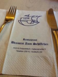 Foto 3: Restaurante más abtiguo de Dusseldorf