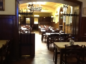 Foto 4:  la verdad que el Restaurante tenía un encanto a pesar de ser muy austero.