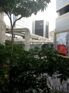 Scalextric en Bangkok.