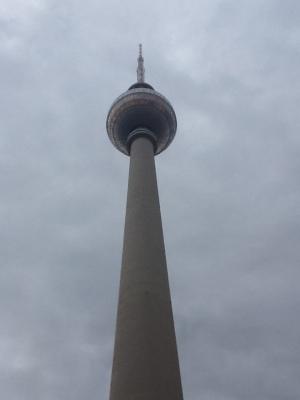 Torre de Berlín - Fernserhturm