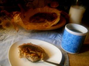 A desayunar