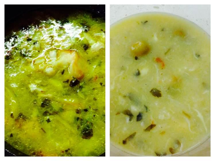 Bacalao Skrei salsa verde